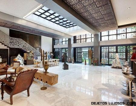 Gérard Depardieu vende su casa en París