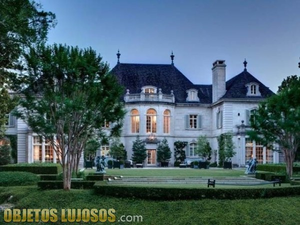 Crespi-Hicks Estate, una mansión en Dallas