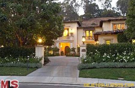 La mansión de Britney Spears