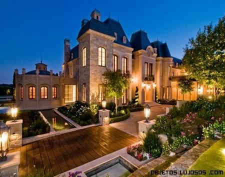 Mansiones restauradas de lujo