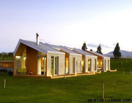 Residencias rurales a todo lujo - Casas rurales ecologicas ...