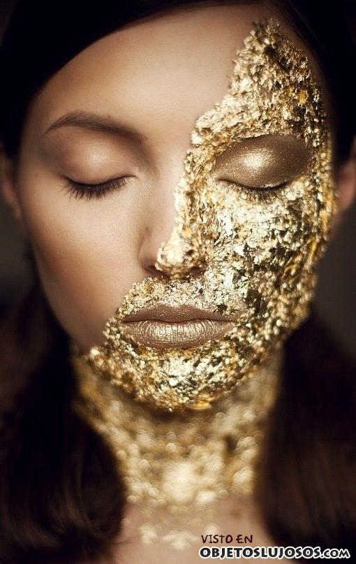 mascarilla de lujo para el rostro