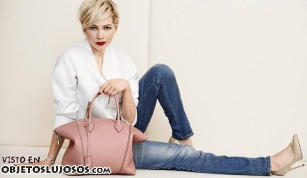 Michelle Williams imagen Louis Vuitton