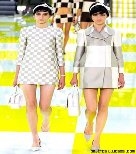 vestidos de lujo estilo vintage