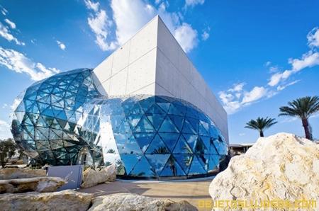 Museos de Lujo: el nuevo Museo Dalí