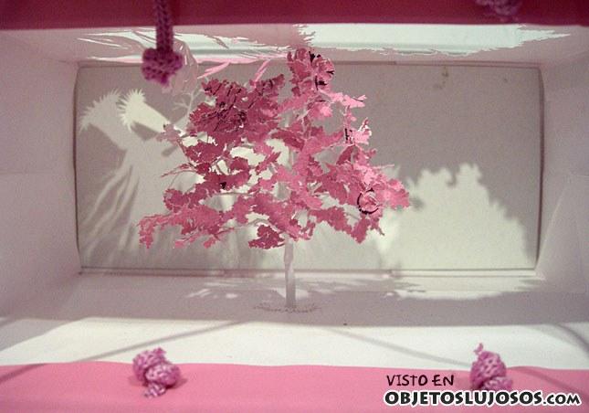obra en bolsas de Yuken Teruya
