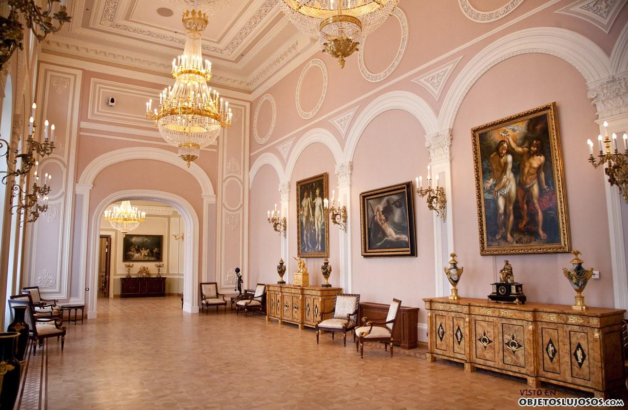 Pasillo hotel Taleon Imperial