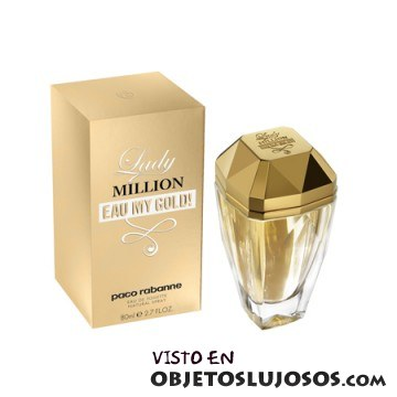 Perfume Lady Million de Paco Rabanne