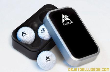 Truco para no perder tus pelotas de golf