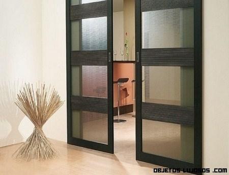 puertas correderas para casas de lujo