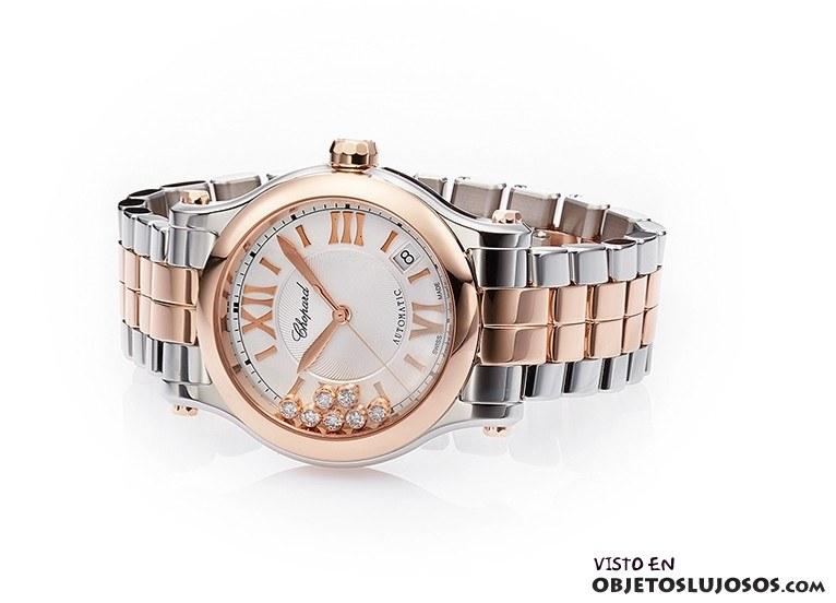 reloj chopard combinado