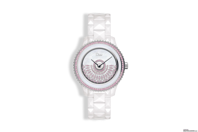 reloj dior color blanco