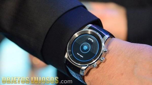 Reloj inteligente de Audi en colaboración con LG