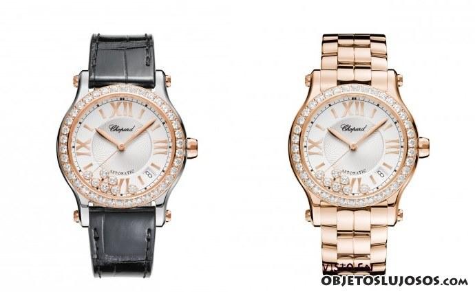 relojes colección happy sport