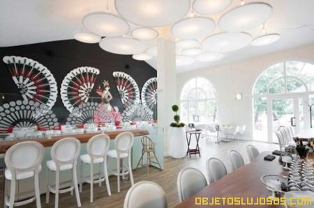 Restaurante de lujo en España