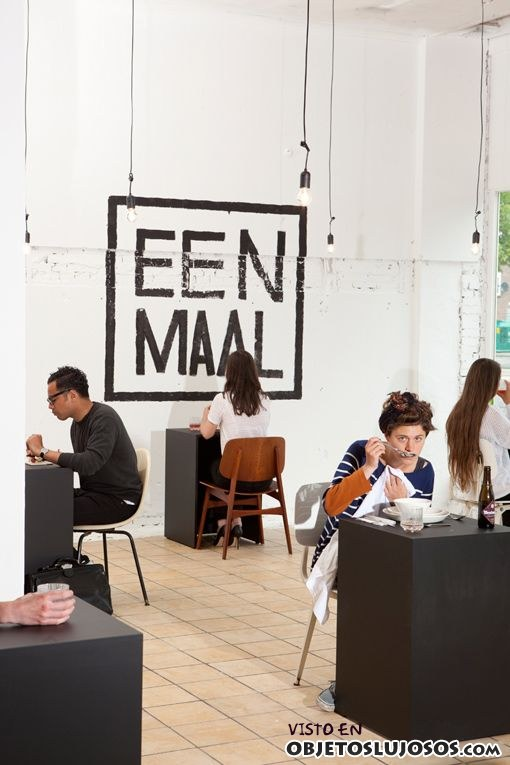 Restaurante en Amsterdam