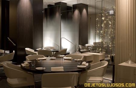 Restaurante con decoraci n contempor nea for Decoracion moderna contemporanea del hogar