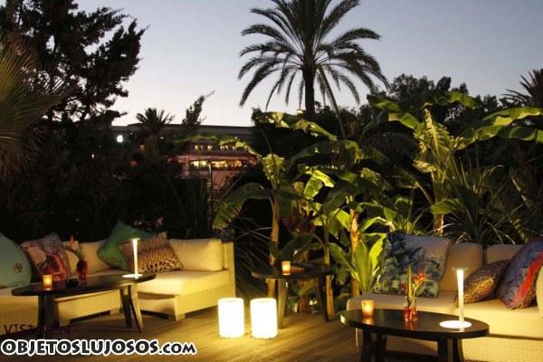 Restaurante de Roberto Cavalli en Ibiza