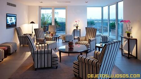 hoteles de lujo mandala hotel