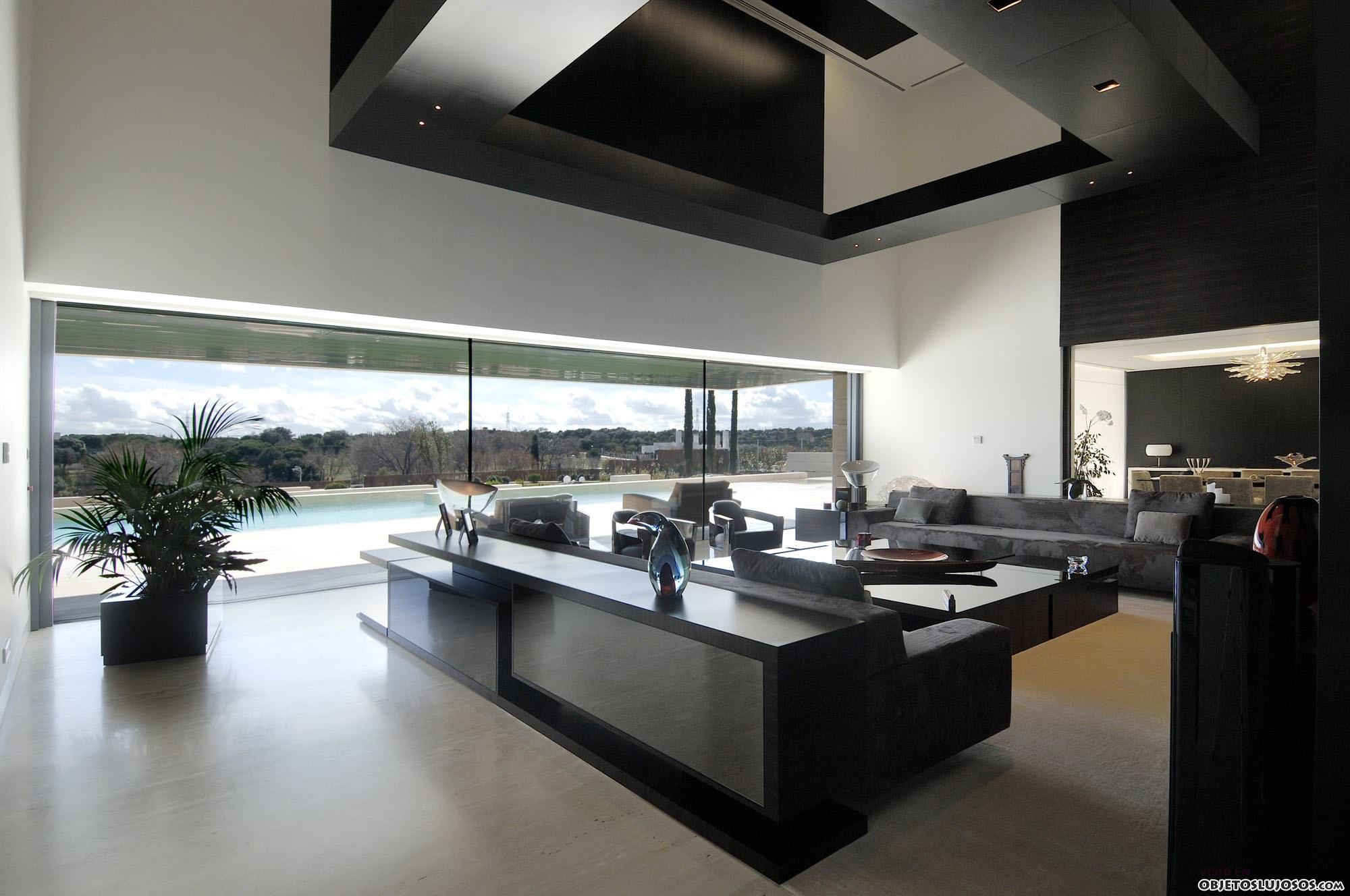 Preciosa vivienda 19 de a cero for Casa de lujo minimalista y espectacular con piscina por a cero