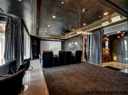 salas de cine de famosos
