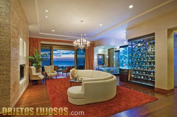 Increíble mansión Acqua Liana