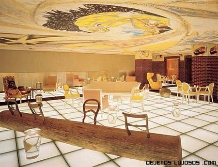 Hotel de lujo hudson - Salones de lujo ...