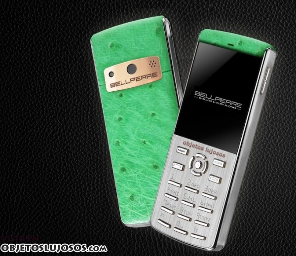 Teléfono único y personalizado de Bellperre