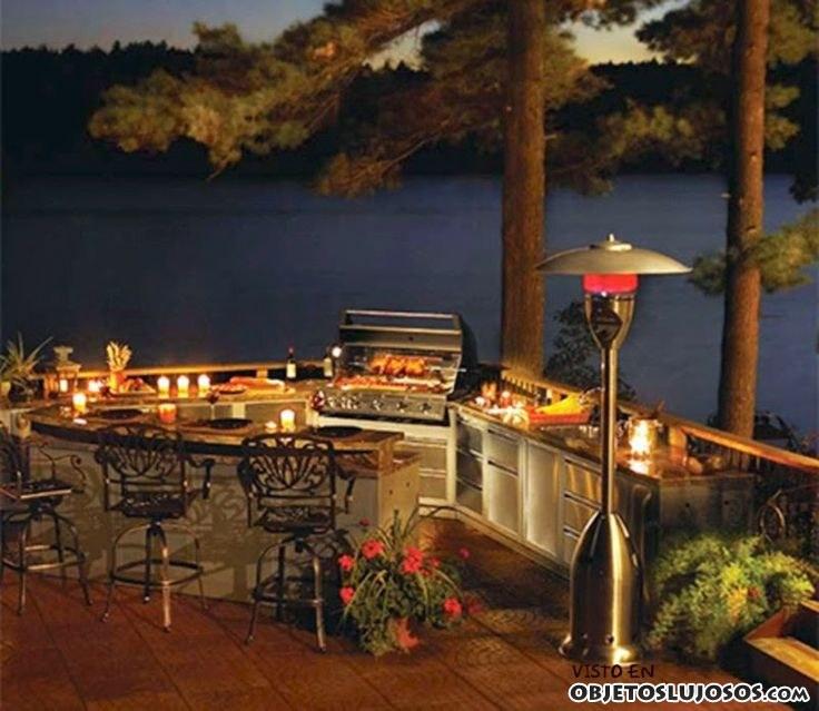 terrazas con bar