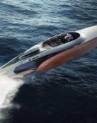El lujoso Aeroboat