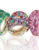 Anillos Fabergé, un capricho de lujo