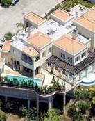 Casa de Lady Gaga en Beverly Hills
