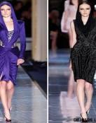Desfile Atelier Versace 2014