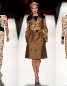 Carolina Herrera lanza su colección de moda de lujo para el invierno
