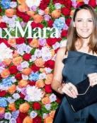 Max Mara y su nueva colección con Jennifer Garner