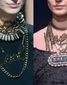 Maxi-Collares de Lanvin