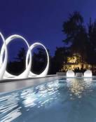 Ducha Loop, original y lujosa