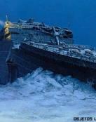 Un viaje para visitar el Titanic