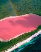 Visitamos los lagos rosa del mundo