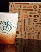 Taza de Swarovski y Starbucks