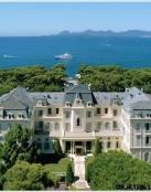 Hotel de lujo en la Costa Azul