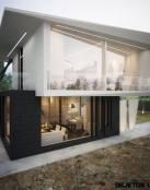 Casa contemporánea en Moldavia