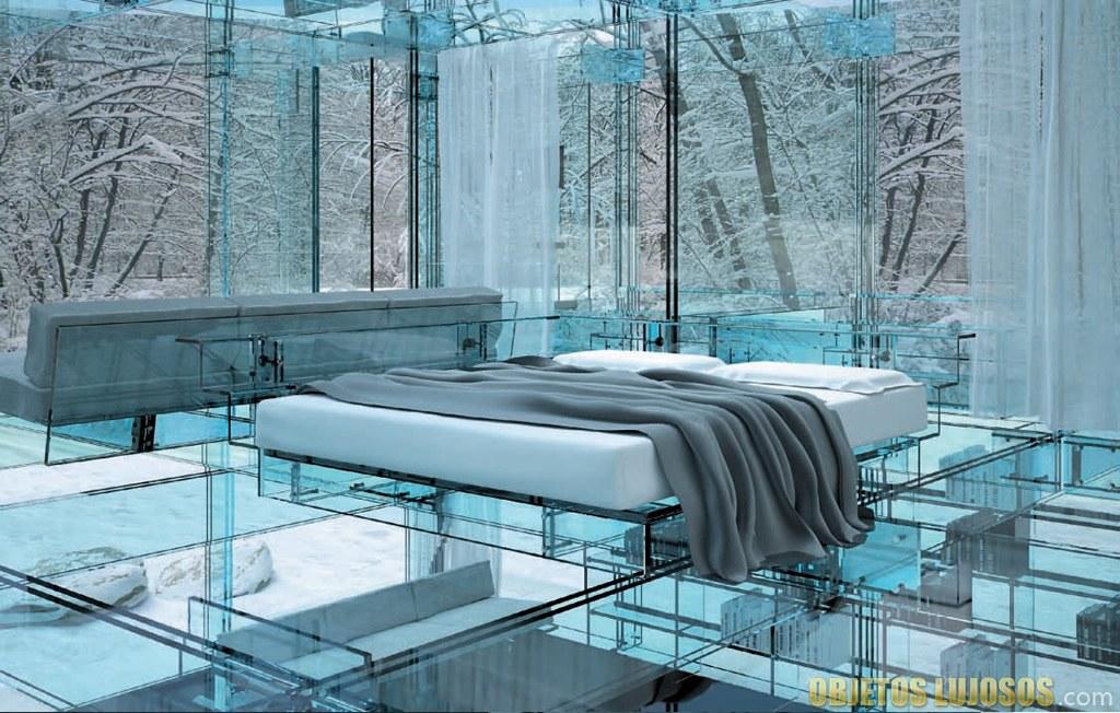 Casa de cristal por Carlo Santambrogio