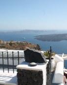Un lugar y un hotel mágico en Santorini