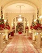 Decoraciones navideñas con todo lujo de detalles