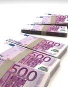 Destruye 950.000 euros con una tijera