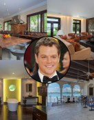 Matt Damon vende su casa