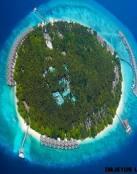 Nos vamos a un resort de lujo en Maldivas