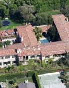 La mansión de Antonio Banderas y Melanie Griffith, a la venta