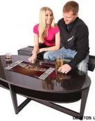 Mesas con pantalla táctil